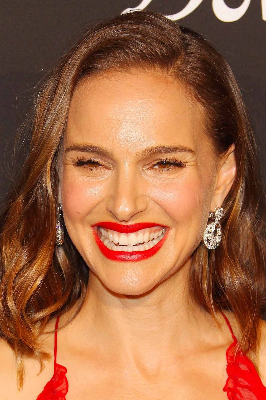 Natalie Portman, lors du gala du L.A. Dance Project,au musée Hauser & Wirthde Los Angeles.