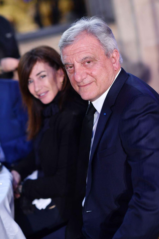 """Albane Cleret et Sidney Toledanoà la 9ème édition du gala de l'association """"Sauveteurs Sans Frontières"""" au palais d'Iéna à Paris le 25 mars 2019"""