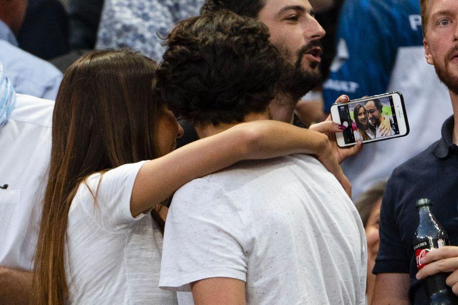 Thomas Hollande et Emilie Broussouloux, le 2 juin 2018