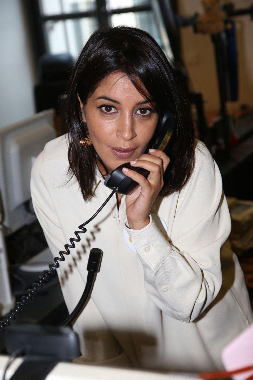 Leïla Bekhtilors de la 15e édition du Charity Day organisé par Aurel BGC en mémoire des victimes du 11 septembre 2001, à Paris le 11 septembre 2019