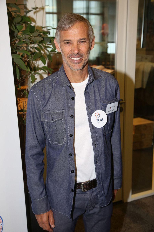 Paul Belmondolors de la 15e édition du Charity Day organisé par Aurel BGC en mémoire des victimes du 11 septembre 2001, à Paris le 11 septembre 2019