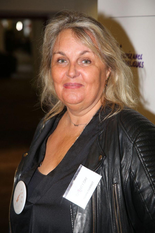 Valérie Damidotlors de la 15e édition du Charity Day organisé par Aurel BGC en mémoire des victimes du 11 septembre 2001, à Paris le 11 septembre 2019