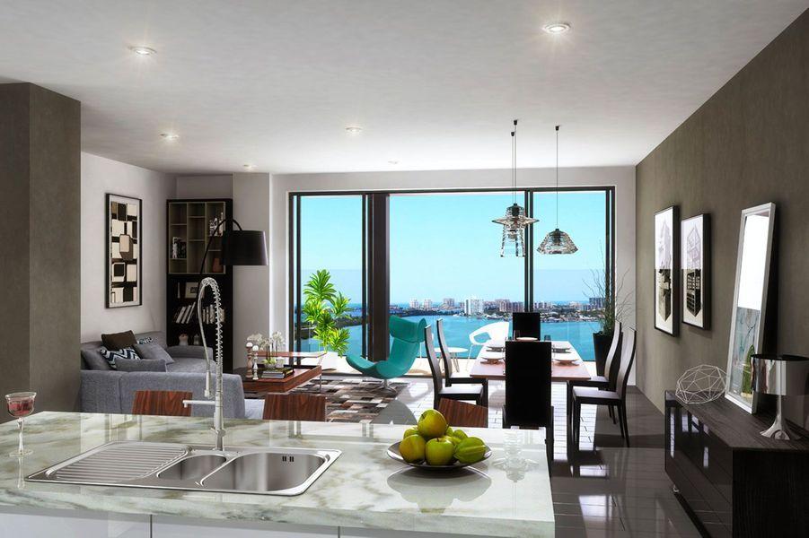 Le penthouse de Tom Cruise en Floride à Clearwater