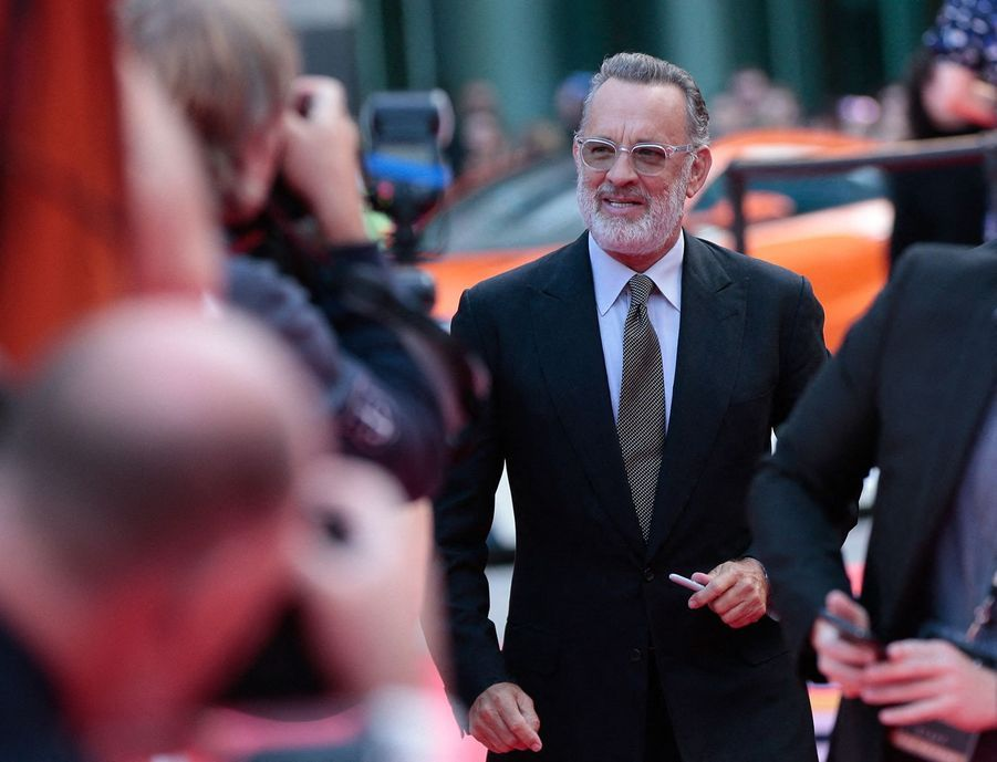 Tom Hanks au Festival du film de Toronto