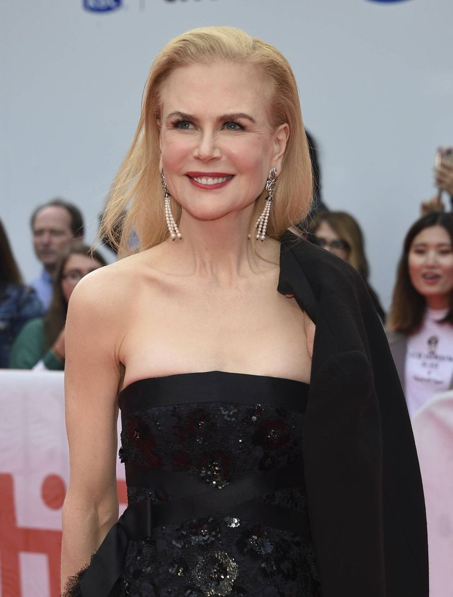 Nicole Kidman auFestival du film de Toronto