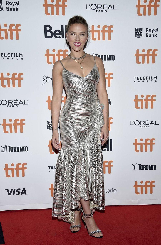 Scarlett Johansson auFestival du film de Toronto