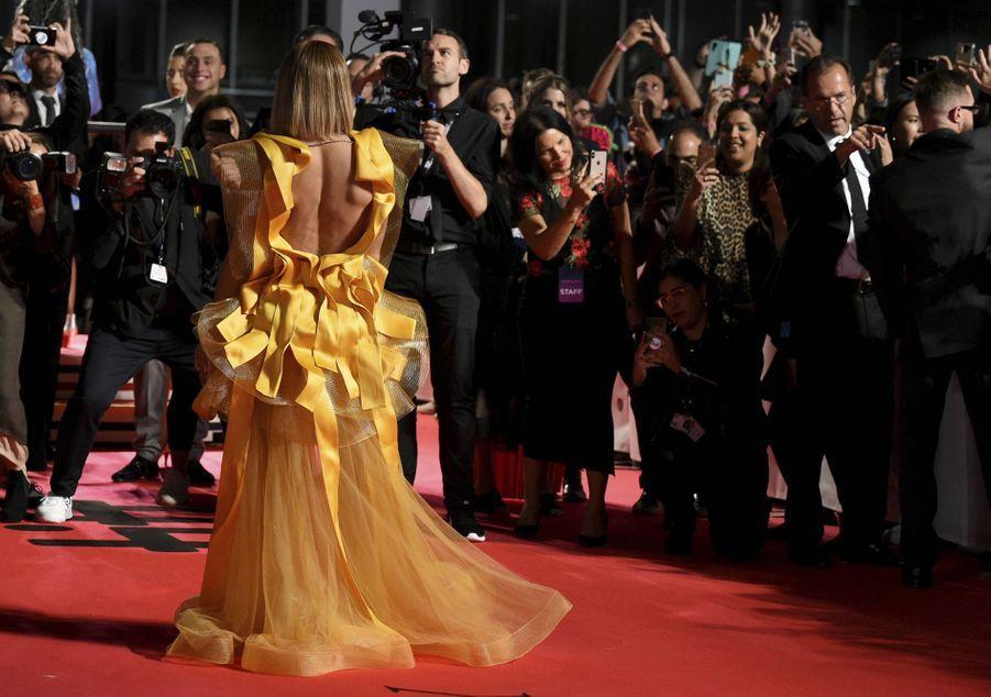 Jennifer Lopez au Festival du film de Toronto