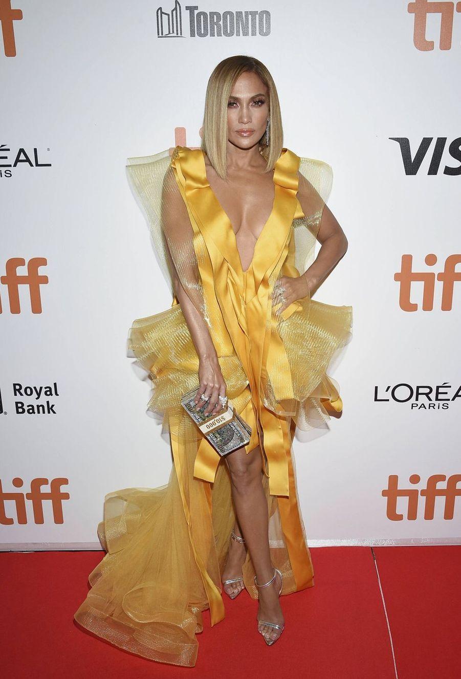 Jennifer Lopez auFestival du film de Toronto