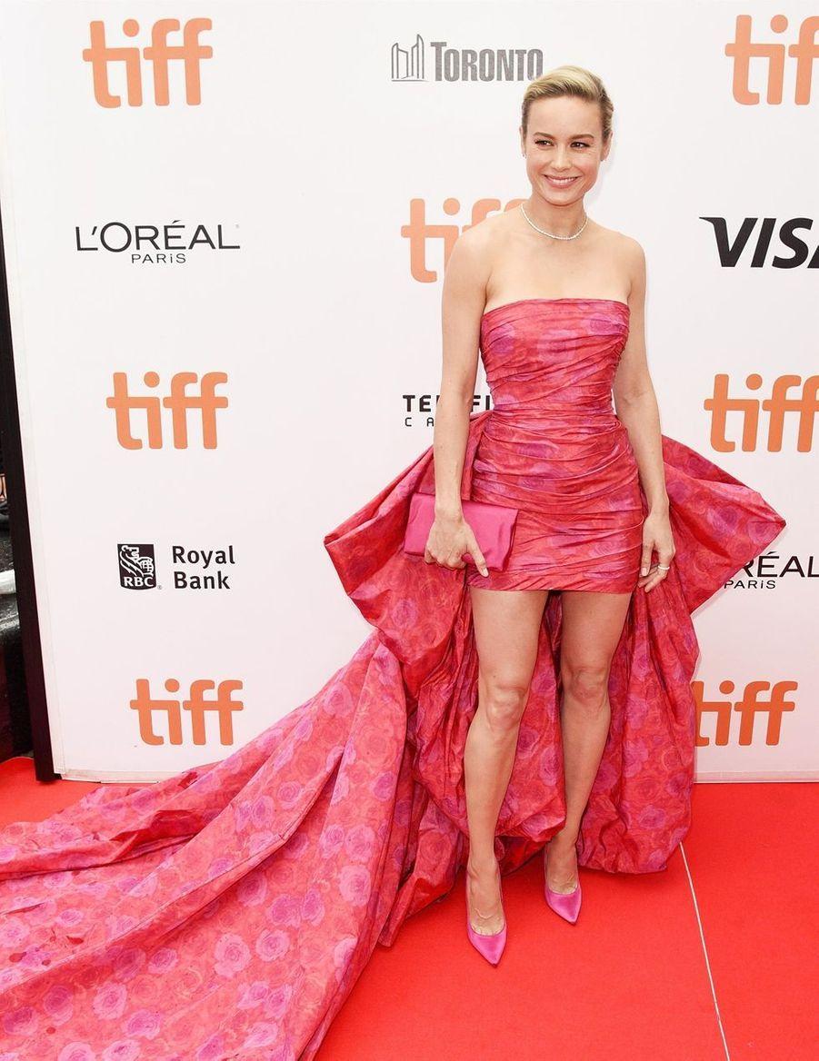 Brie Larson auFestival du film de Toronto