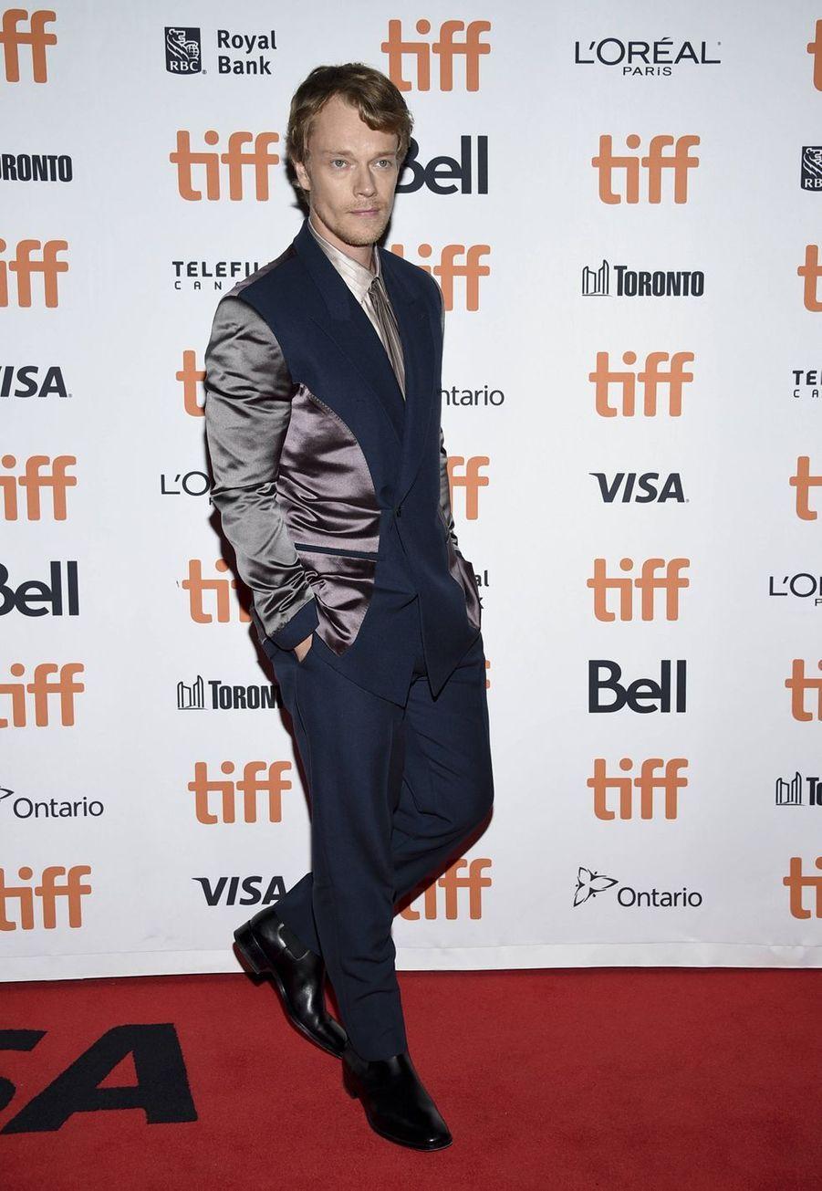 Alfie Allen auFestival du film de Toronto