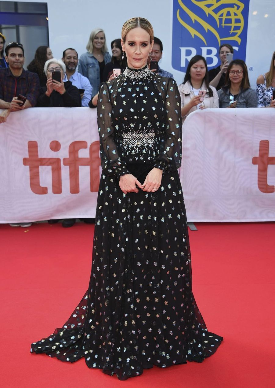 Sarah Paulson au Festival du film de Toronto