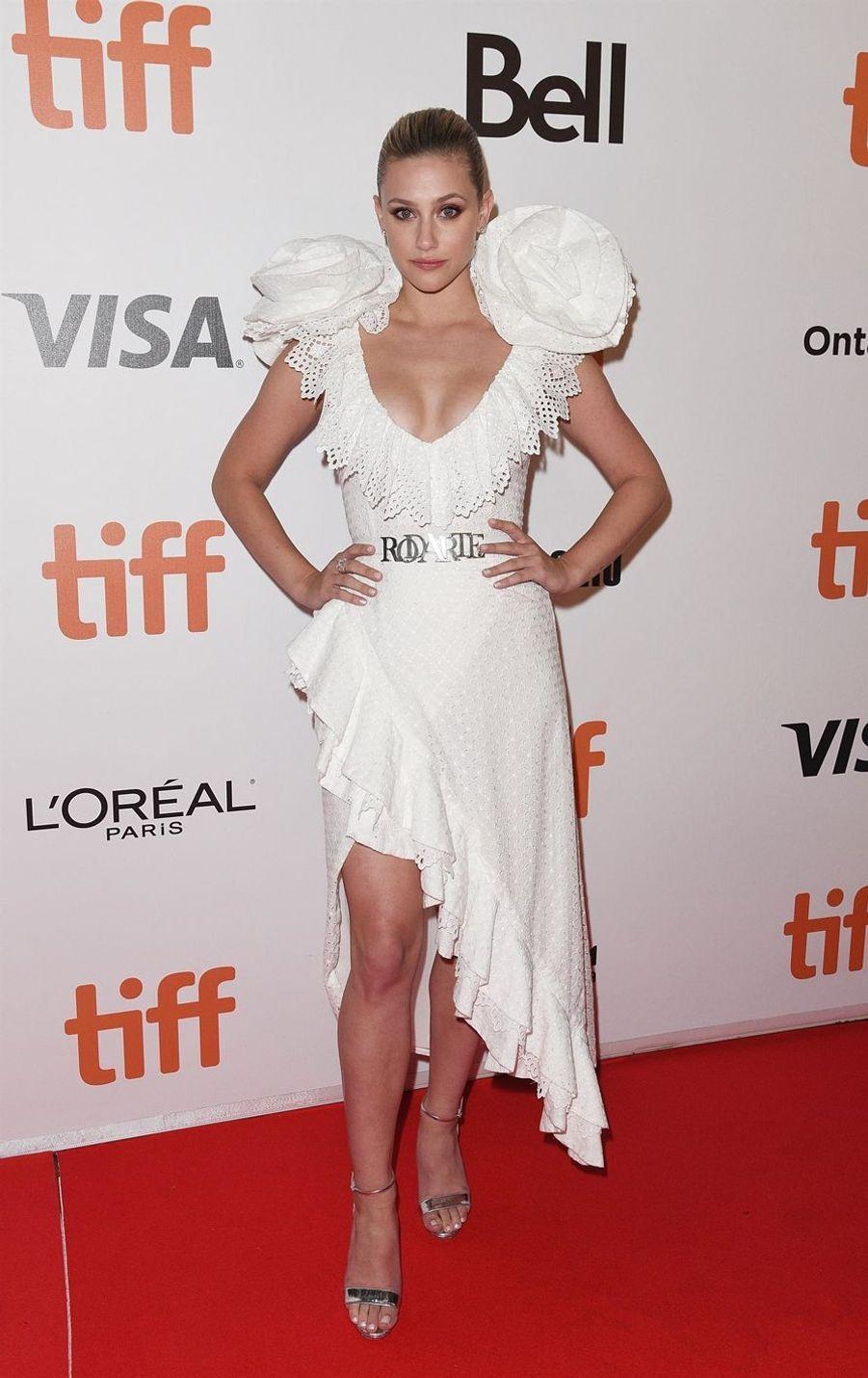 Lili Reinhart auFestival du film de Toronto
