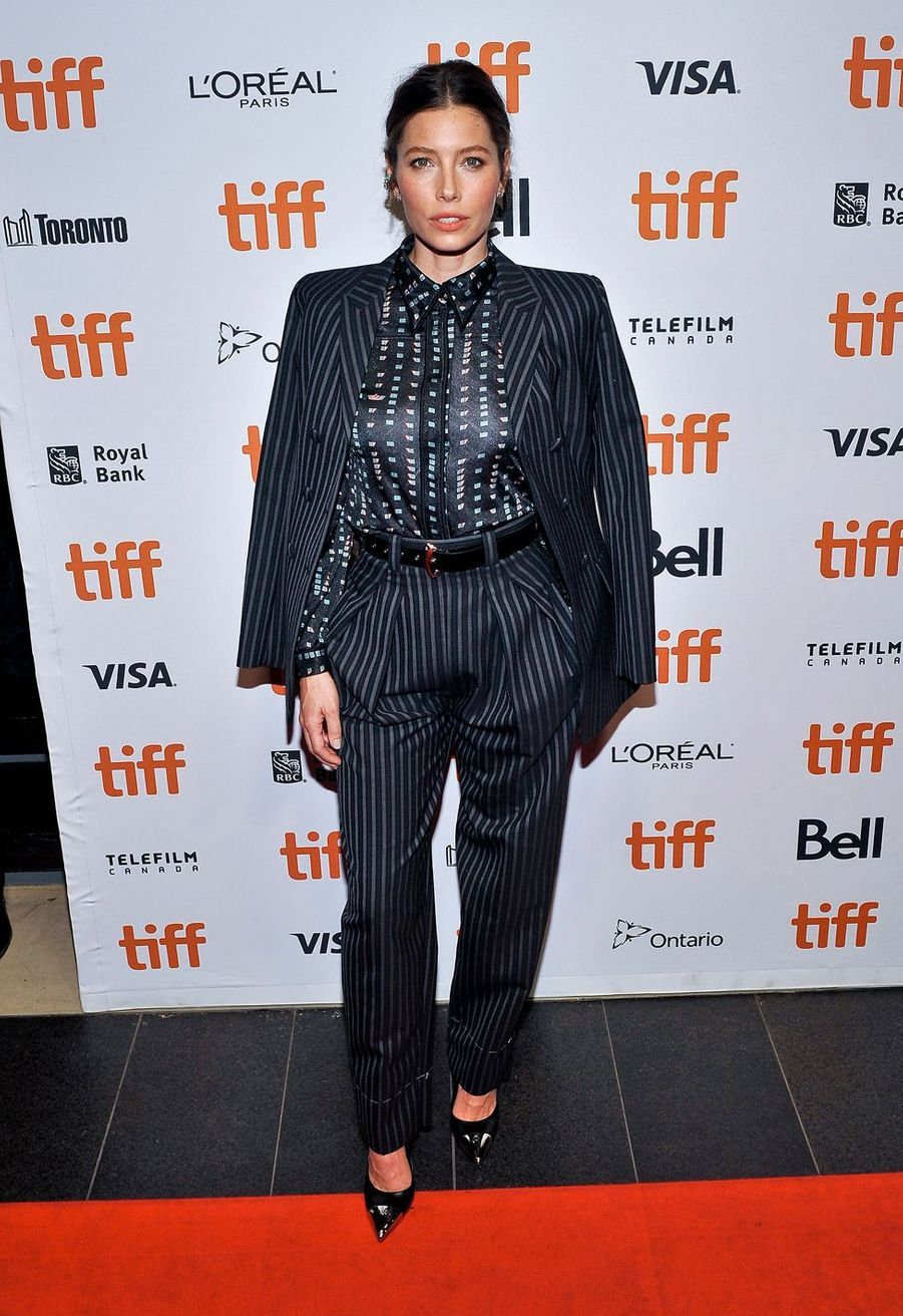 Jessica Biel auFestival du film de Toronto