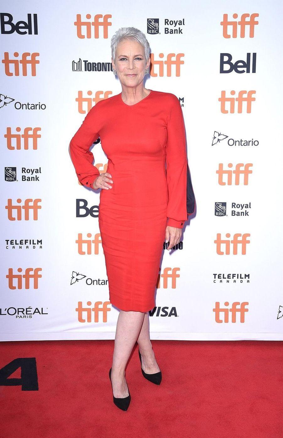 Jamie Lee Curtis auFestival du film de Toronto
