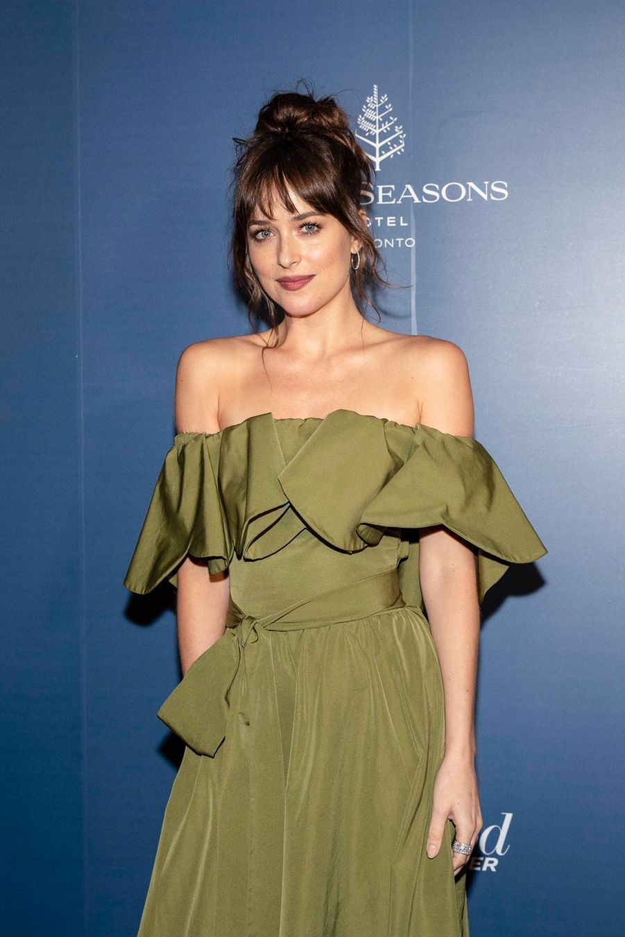 Dakota Johnson au Festival du film de Toronto