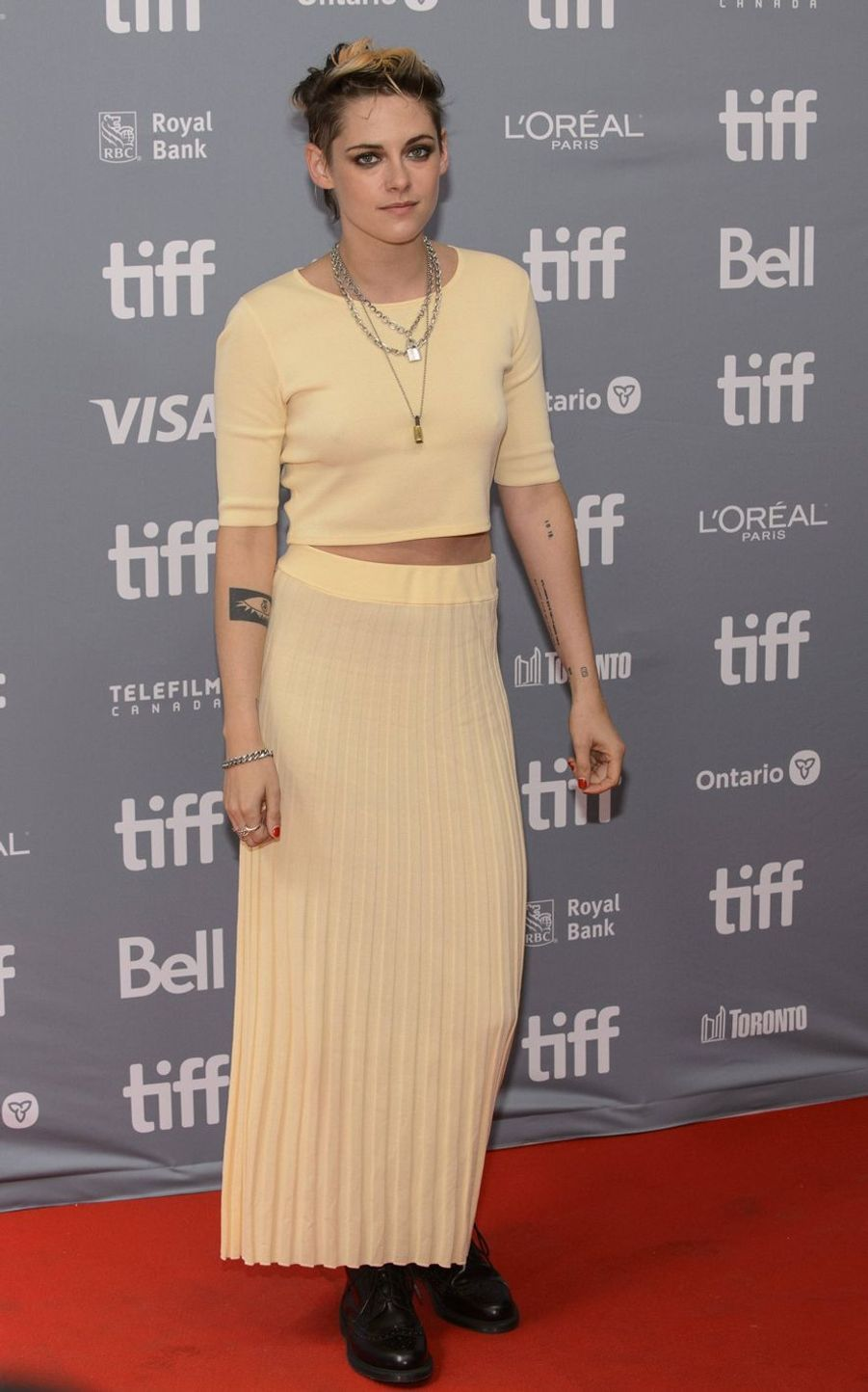 Kristen Stewart au Festival du film de Toronto