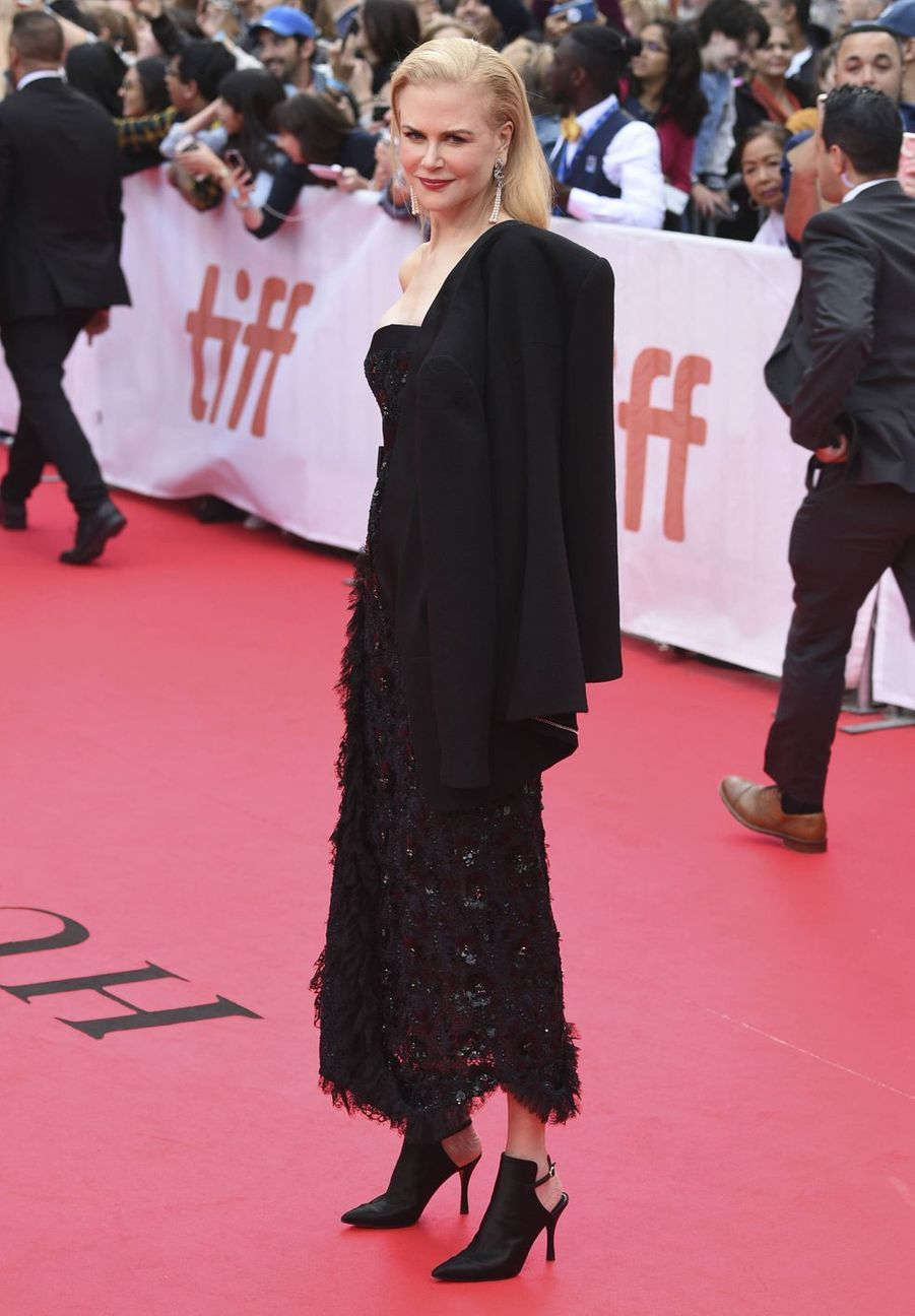 Nicole Kidman au Festival du film de Toronto