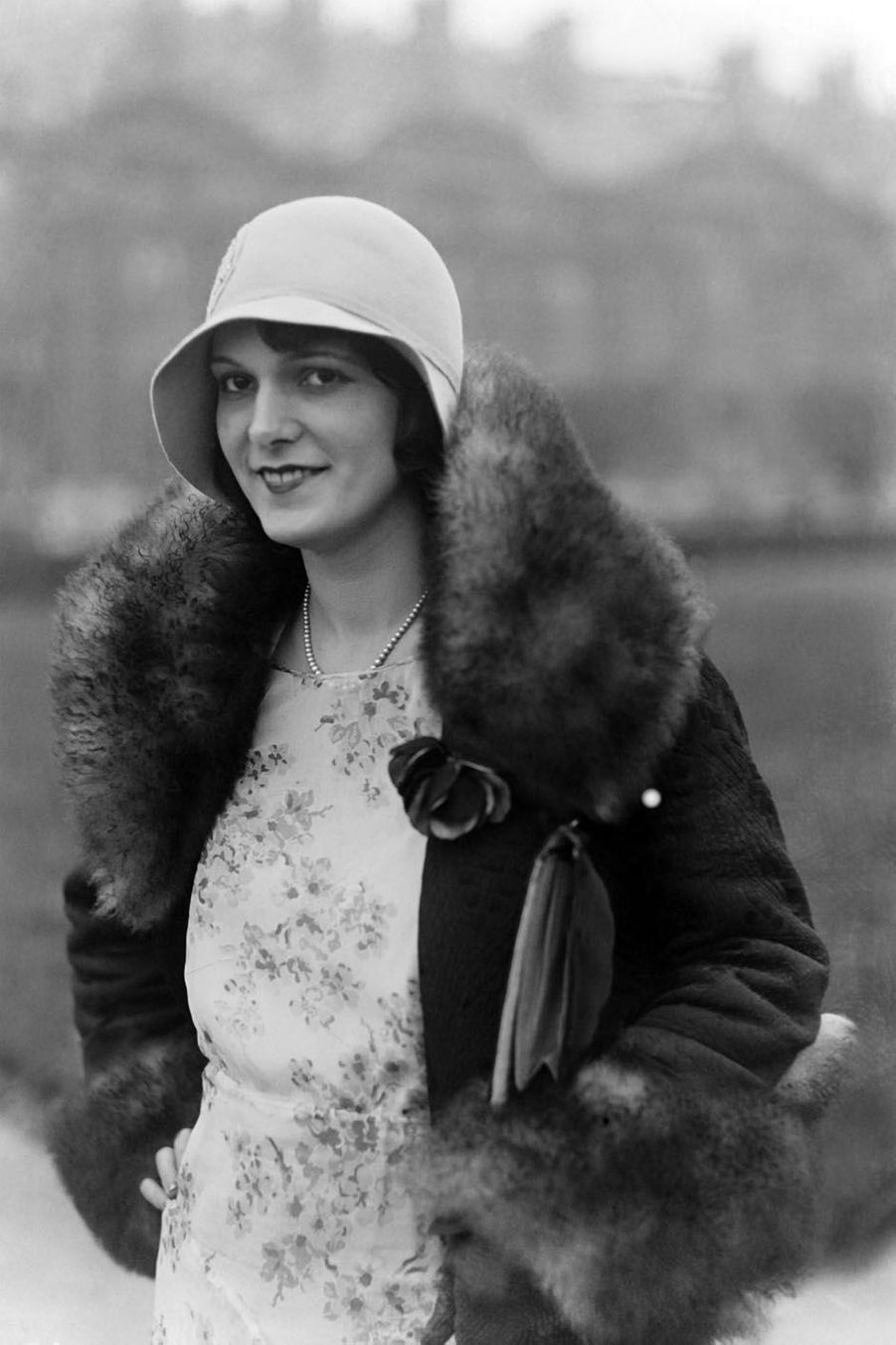 Yvette Labrousse Miss France 1930