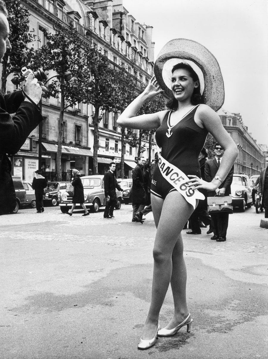 Suzanne AnglyMiss France 1969