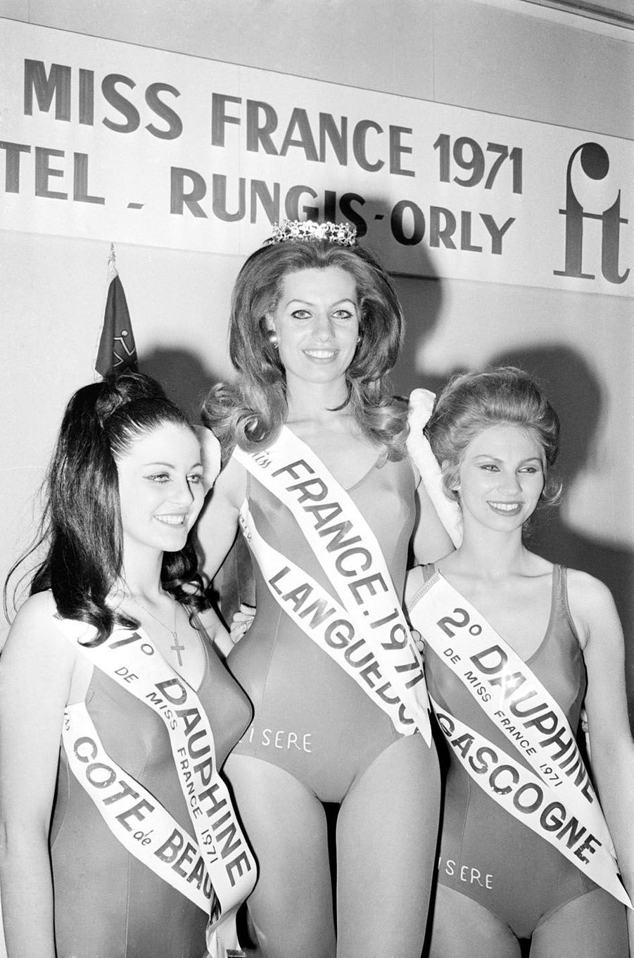 Myriam Stocco,Miss France 1971