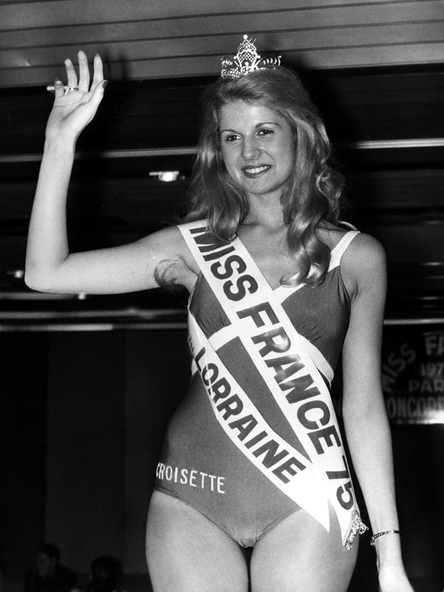Sophie Perin,Miss France 1975