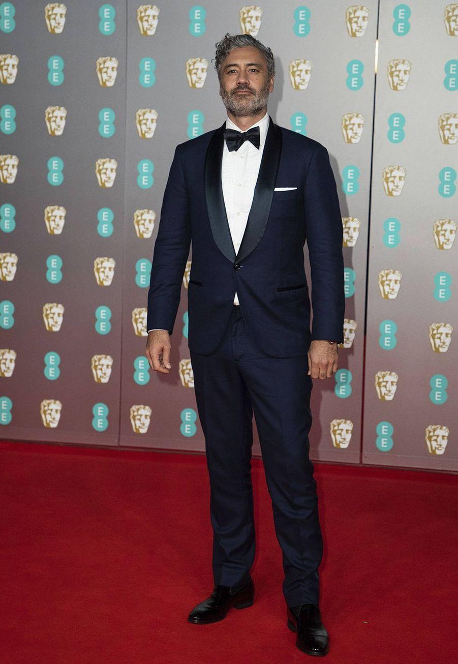 Taika Waititià la73e cérémonie des British Academy Film Awards à Londres le 2 février 2020