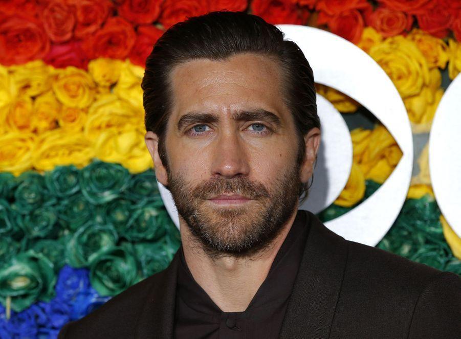 Jake Gyllenhaalà la 73e cérémonie des Tony Awards le 9 juin 2019 à New York