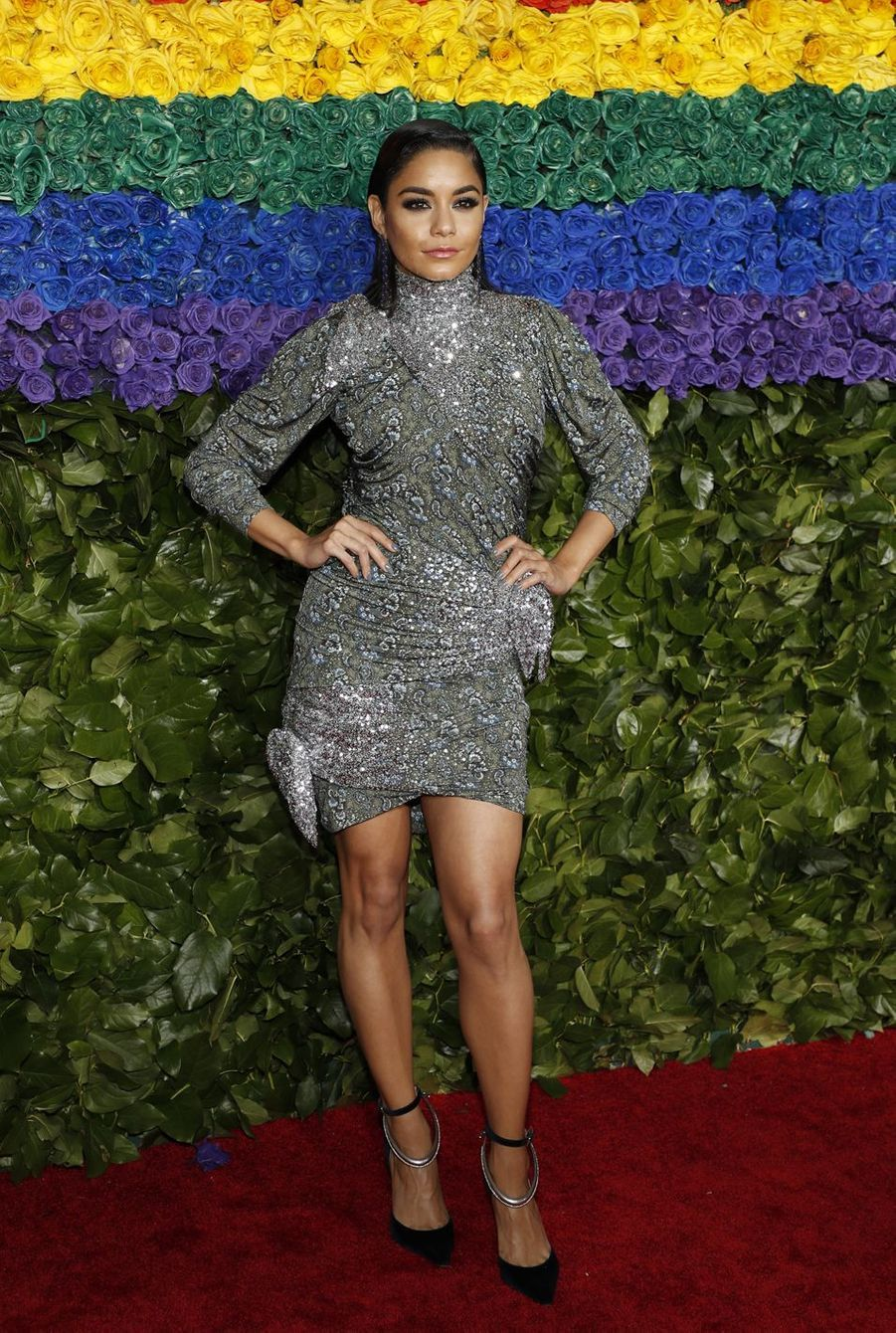 Vanessa Hudgens à la 73e cérémonie des Tony Awards le 9 juin 2019 à New York