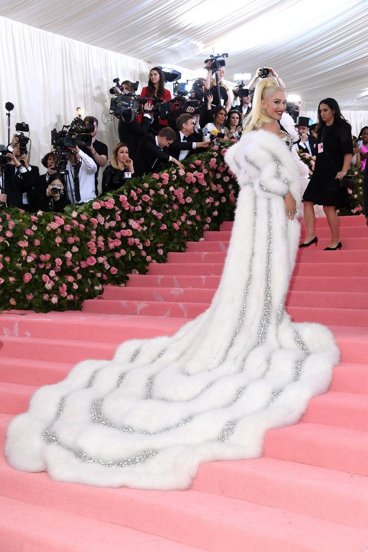 Gwen Stefaniau MET Gala à New York le 6 mai 2019