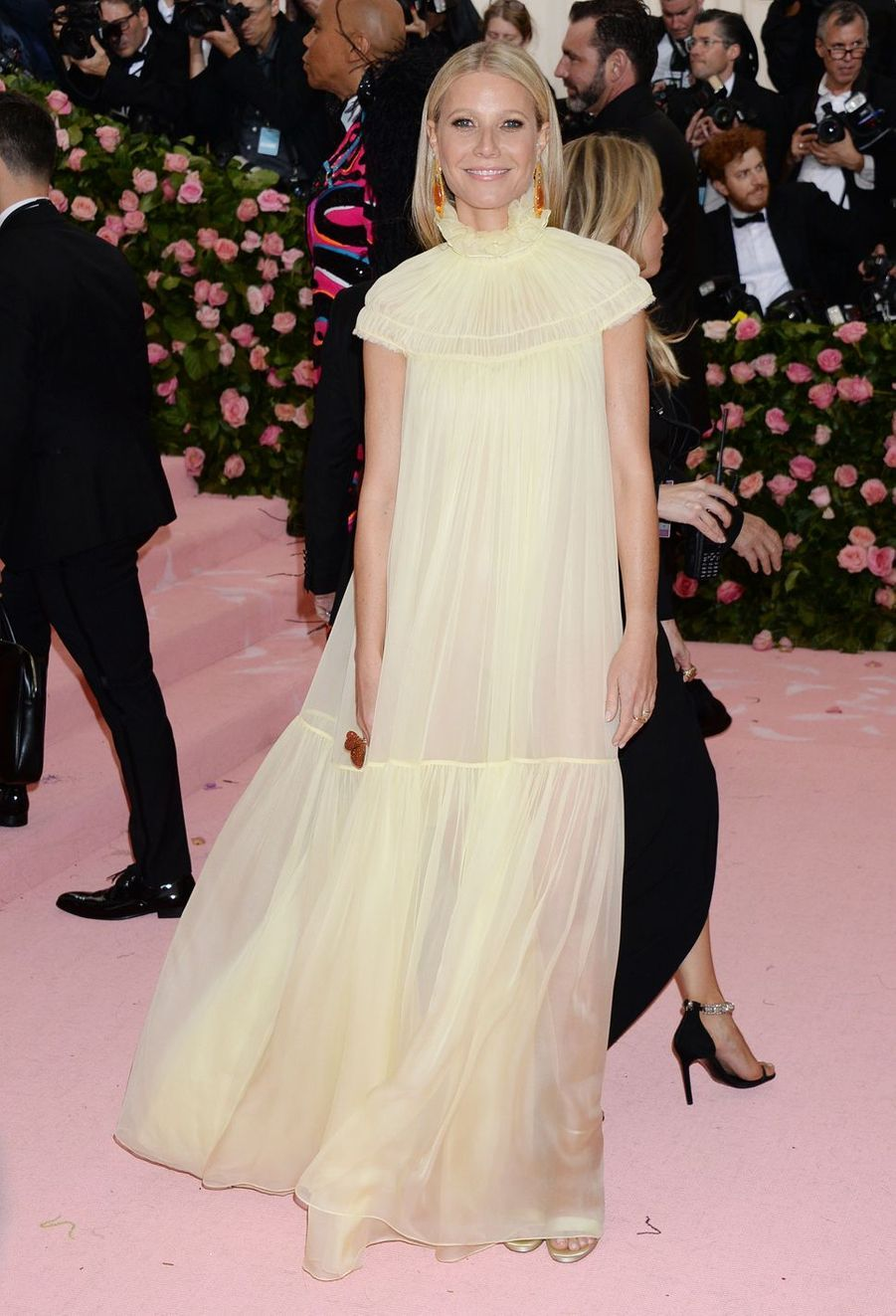 Gwyneth Paltrow au MET Gala à New York le 6 mai 2019