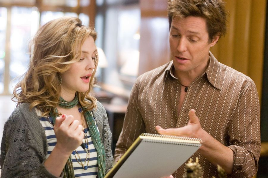 Hugh Grant et Drew Barrymore dans «Le Come-Back» (2007)
