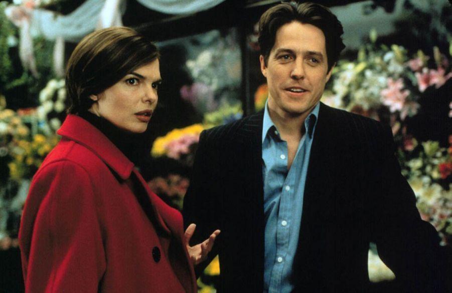 Hugh Grant et Jeanne Tripplehorn dans «Mickey les yeux bleus» (1999)
