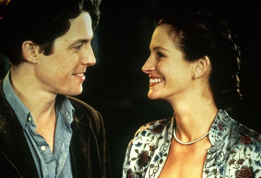 Hugh Grant et Julia Roberts dans «Coup de foudre à Notting Hill» (1999)