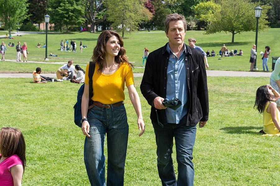 Hugh Grant et Marisa Tomei dans «Les Mots pour lui dire» (2014)