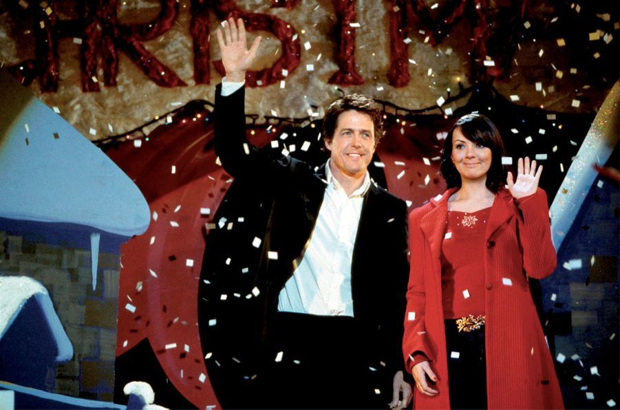 Hugh Grant et Martine McCutcheon dans «Love Actually» (2003)