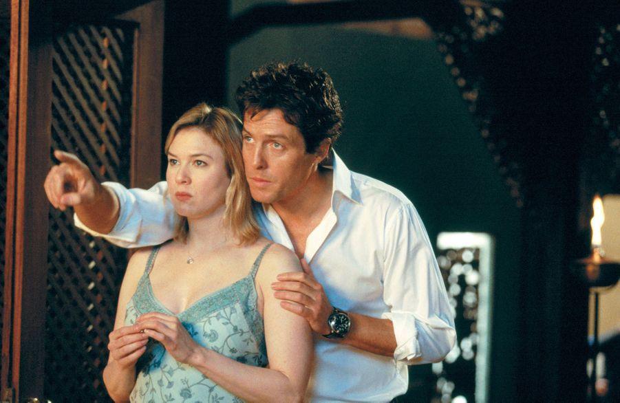 Hugh Grant et Renée Zellweger dans «Bridget Jones : l'Âge de raison»(2004)