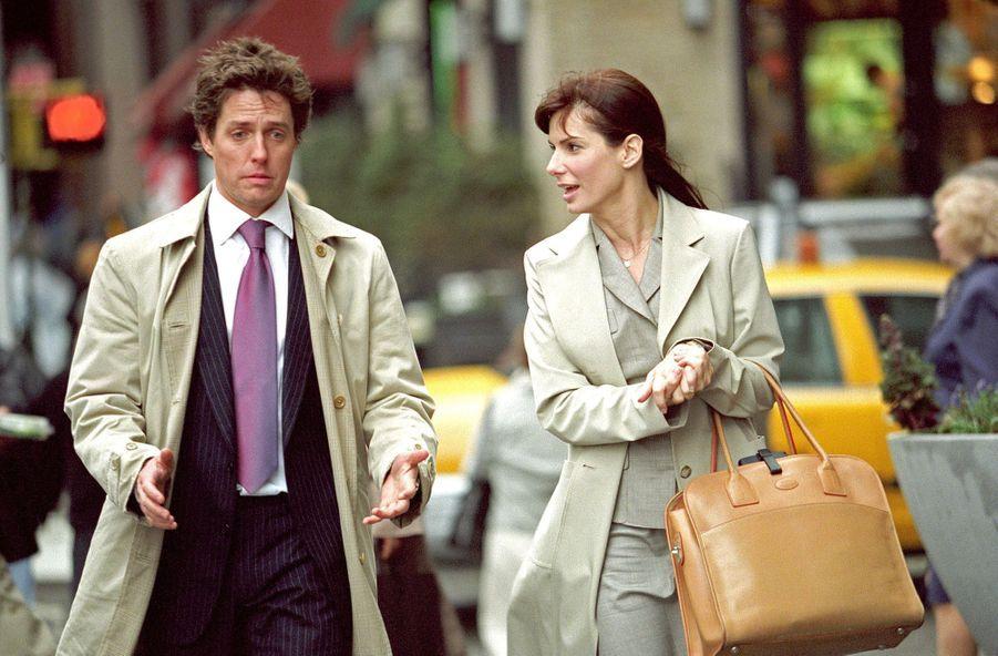 Hugh Grant et Sandra Bullock dans «L'amour sans préavis» (2002)