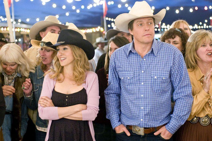 Hugh Grant et Sarah Jessica Parker dans «Où sont passés les Morgan ?» (2009)