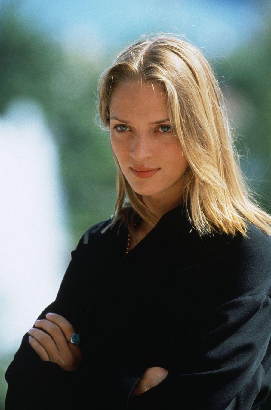 Uma Thurman en 1994