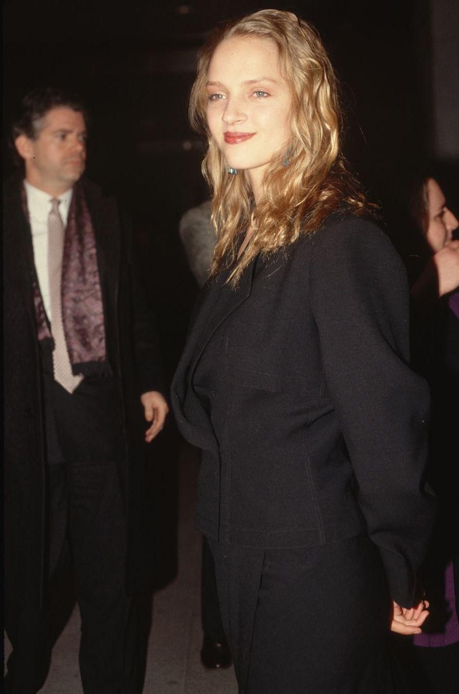 Uma Thurman en 1988