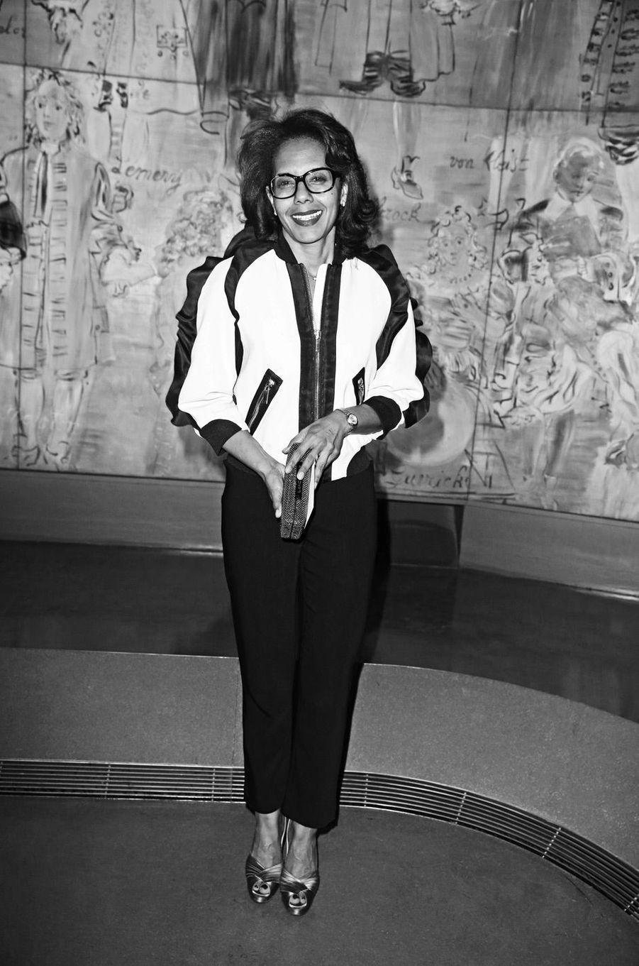 Audrey Pulvar.
