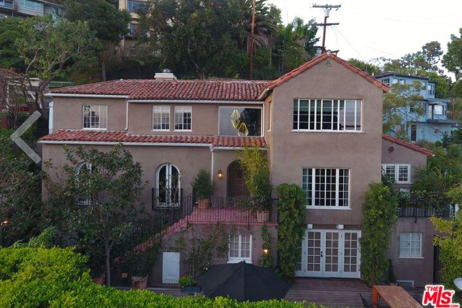 Usher vend sa maison à Los Angeles