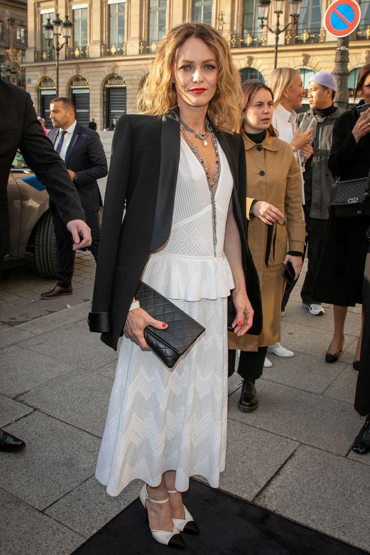 Vanessa Paradis à Paris, le 2 mai 2019