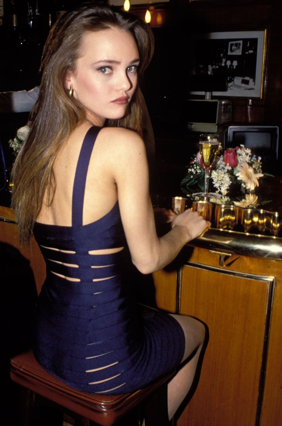 Vanessa Paradis en 1990
