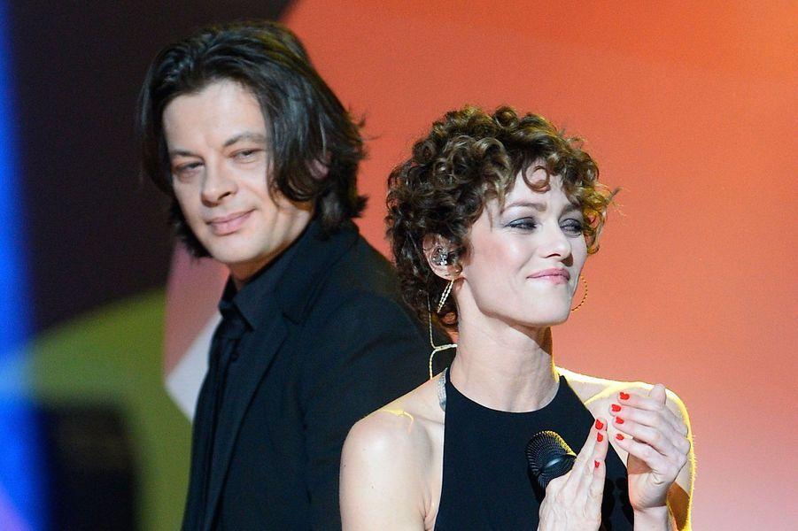 2014-2015 Benjamin Biolay et Vanessa Paradis sont en couple