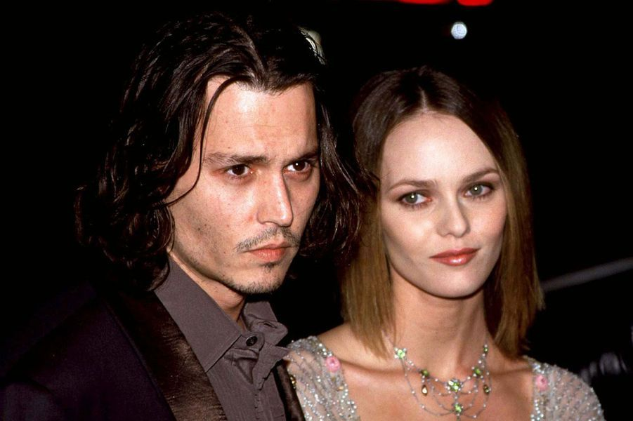 Vanessa Paradis et Johnny Depp ont deux enfants : Lily-Rose et Jack