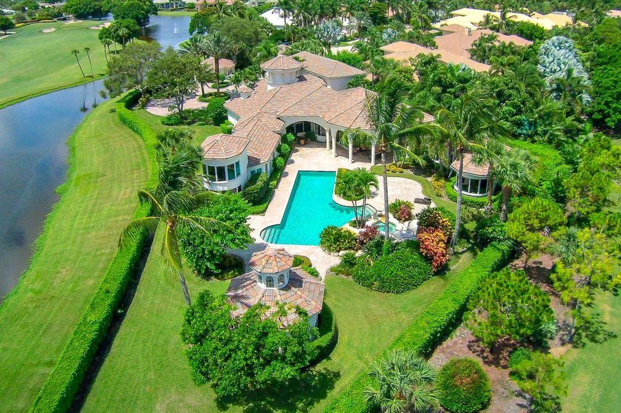 La villa de Serena et Venus Williams à Palm Beach