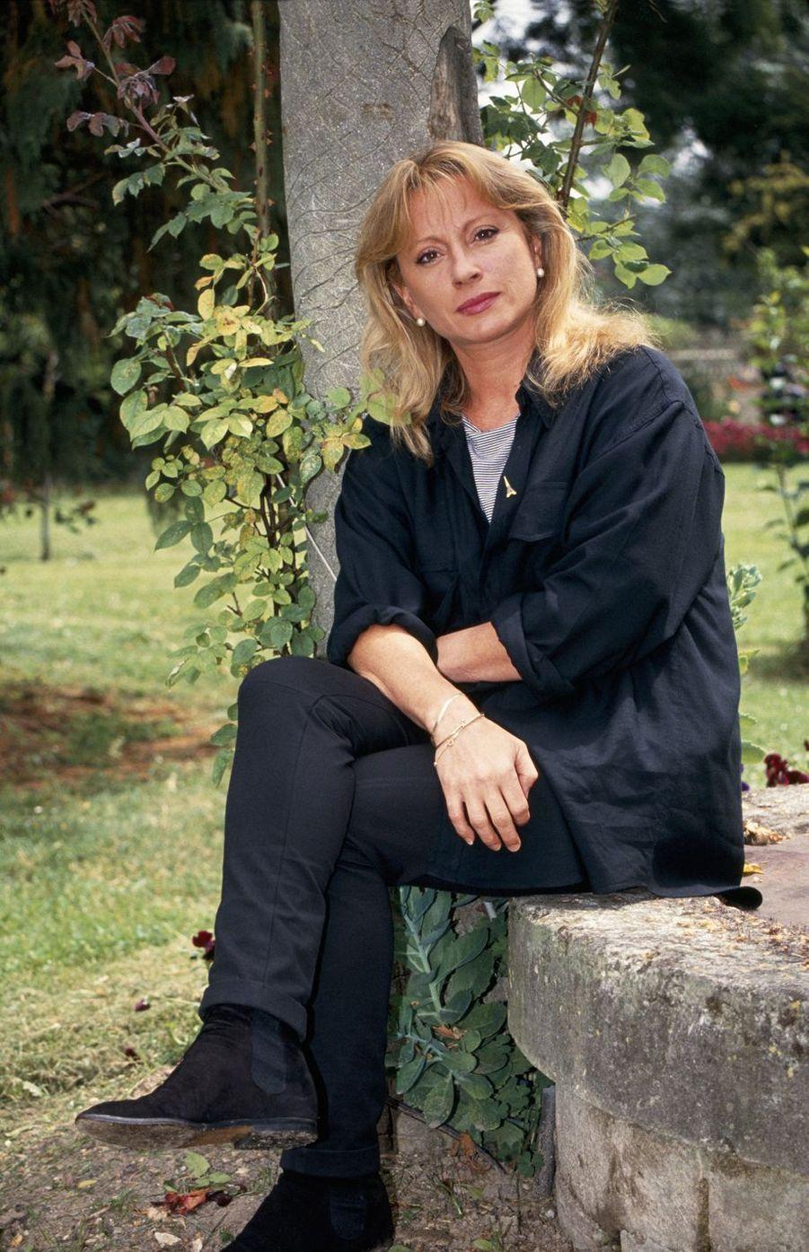Véronique Sanson, le 19 juin 1992
