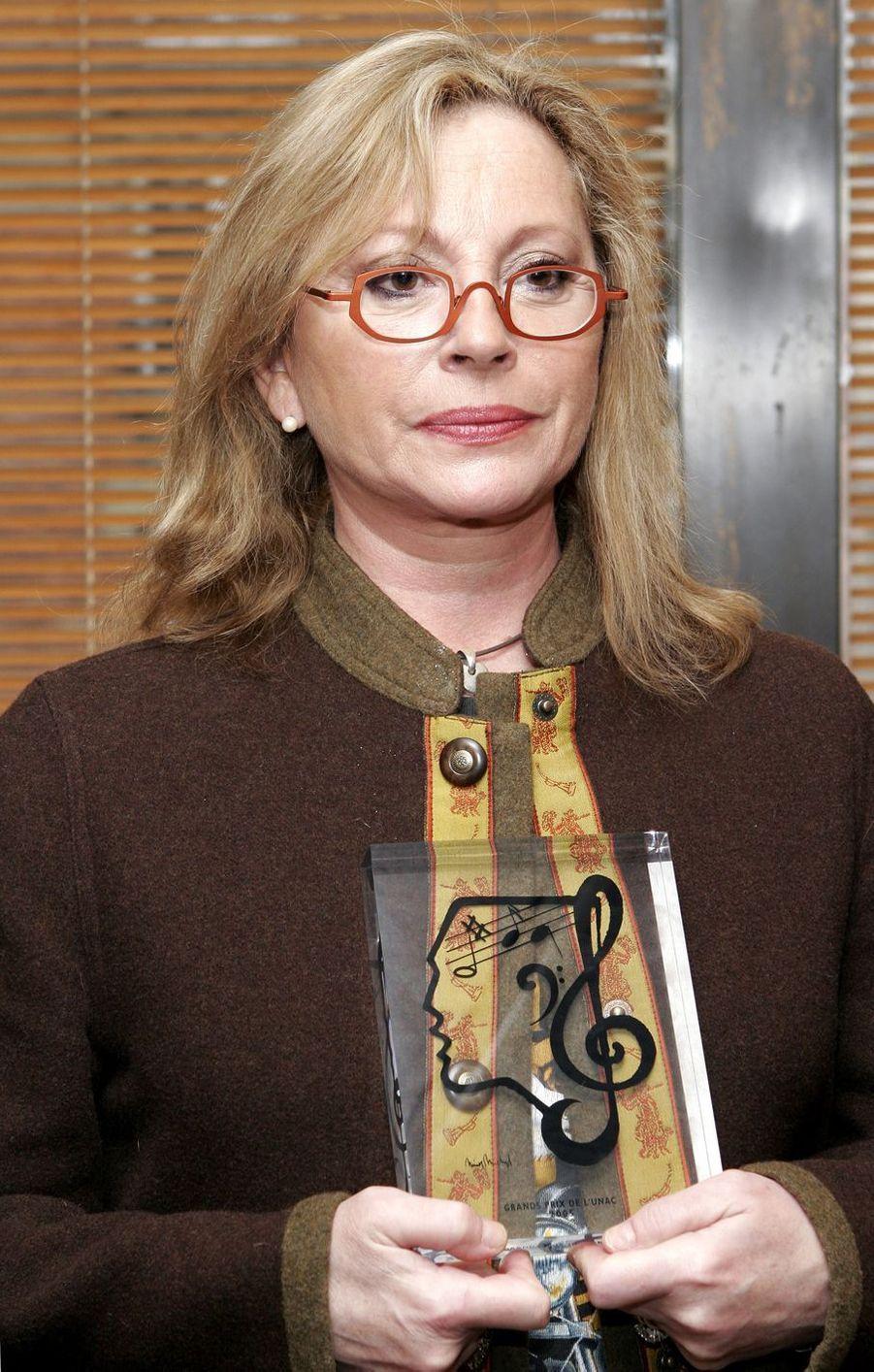 Véronique Sanson, le 8 février 2005