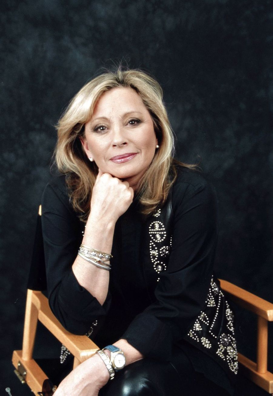 Véronique Sanson à Paris, le 2 février 1999